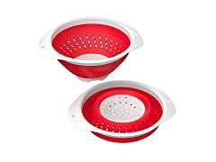 Vremi 5 Quart Collapsible Colander - BPA Vremi 5 Quart C