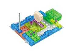 Lectrixs Electronic Building Blocks (44-Piece Set with 120 Projects)