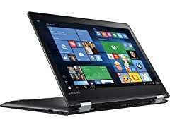 "Lenovo FLEX 4 2-in-1 14"" Touch i7-7500U 512GB SSD"