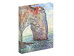 Monet The Manneporte near Etretat, 1886 (2 Sizes)