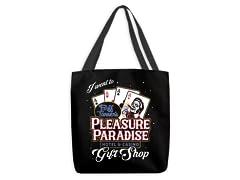 Biff's Gift Shop Medium Tote Bag
