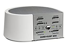 Sound+Sleep Mini Sleep Therapy System