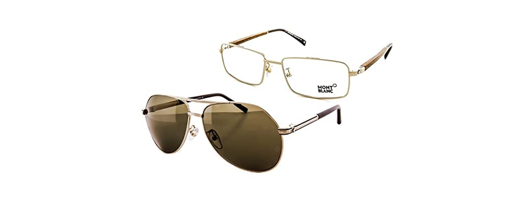 Mont Blanc Sunglasses and Optical Frames