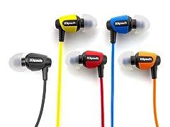 Klipsch S4i Rugged In-Ear Headphones