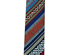 Skinny Tie Madness Navajo Joe Tie