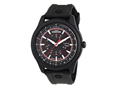 Men's Expedition All Black Resin Watch
