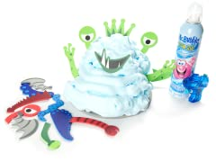 Mr. Bubble Bathtub Monsters