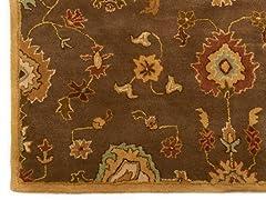 Jaipur Alsace Gray Brown 8' x 11' Rug