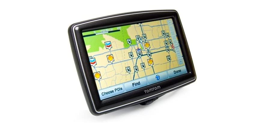 tomtom xxl 550t 5 touchscreen gps. Black Bedroom Furniture Sets. Home Design Ideas