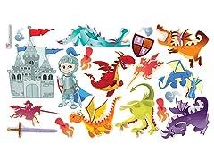 Peel & Play Set - Dragon