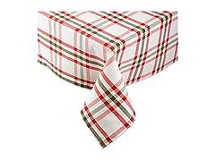Tablecloth, Plaid