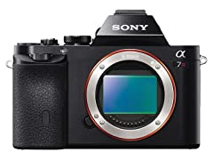 Sony 36.4MP Mirrorless SLR Camera Body
