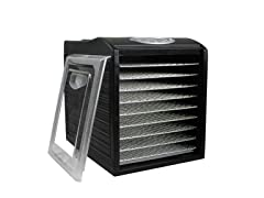 BAULIA 9-Tray Food Dehydrator Machine