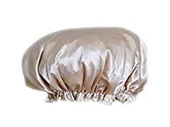 YASSUN Elegant Waterproof Shower Cap