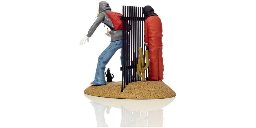 Kids Toys Action Figure: FCTRY Banksy Action Figure