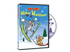 Tom and Jerry's Winter Wackiness DVD