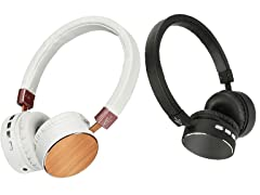 1 Voice 1VX Over-Ear Bluetooth Headphones - Your Choice