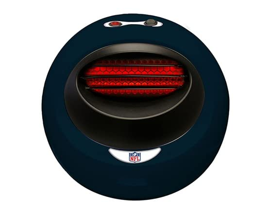 Nfl Helmet Infrared Space Heaters