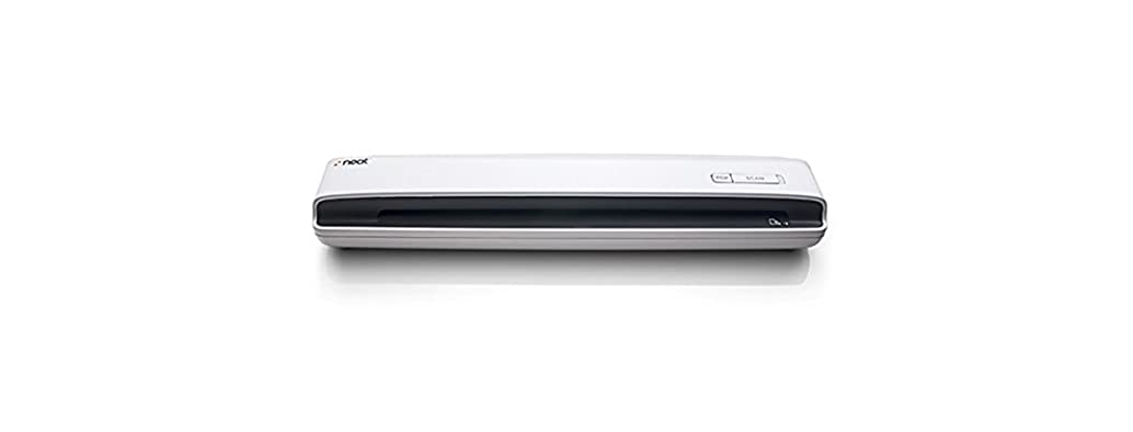 NeatReceipts Portable Scanner & Digital Filing