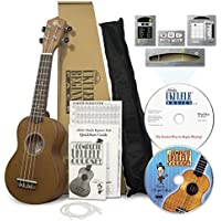 Deals on eMedia EU08712 Ukulele Beginner Pack
