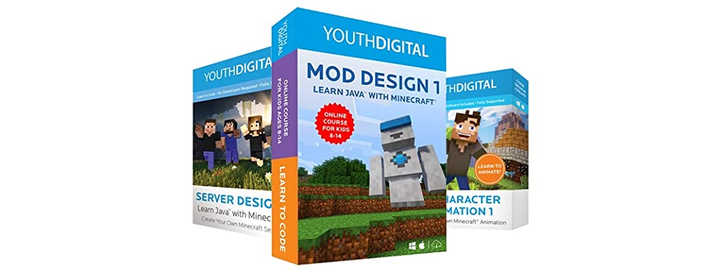 YouthDigital Courses for Kids!
