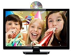 "Magnavox 28"" 720p Slim LED TV/DVD Combo"