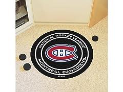 Fanmats NHL Puck Mat