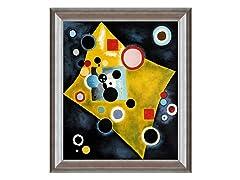 Kandinsky - Accent En Rose