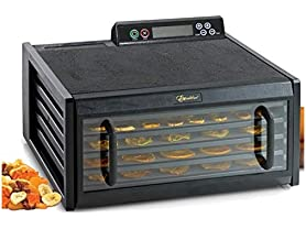 Excalibur 3548CDB Electric Food Dehydrator