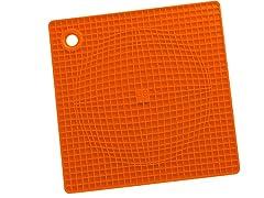Casabella Pot Holder/Trivet - Orange