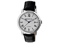 Heritor Automatic Laudrup Strap Watch