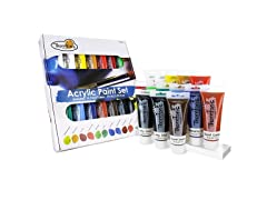 Thornton's Art Supply Acrylic Paints