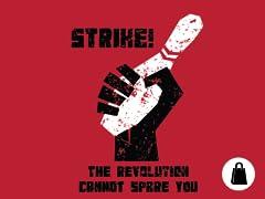 Strike! Tote