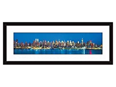 New York, New York - 1 (Matted)