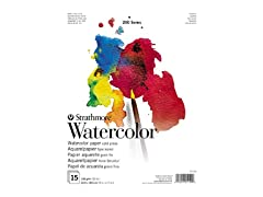 Strathmore Student Watercolor Pad