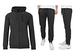 GBH Mens F/T Hoodie & Jogger 2-Piece Set