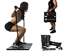 BodyBoss Home Gym 2.0 with Extra Bands (Open Box)