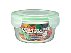 Snap & Seal 12oz. Round Container