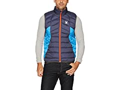 Spyder Men's Geared Synthetic Down Vest