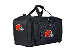 Cleveland Browns Roadblock Duffel