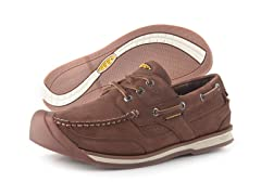 Men's Newport Boat Shoe - Bison