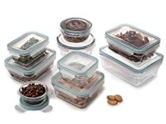 Glasslock 18-Piece Storage Set