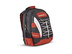Golf Backpack - Red/Black