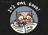 It's Owl Good