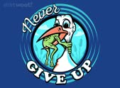Never Give Up, Pelican