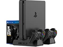 Kootek Vertical Stand for PS4 Black