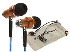 Symphonized NRG 3.0 Wood Earbuds Wired,