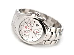 Men's ESQ Centurion Chronograph Watch