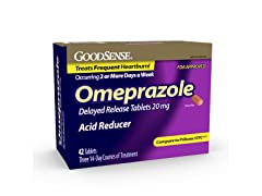 Omeprazole Delayed Release Tablets 20 mg