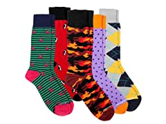 Unsimply Stitched Socks and Undies